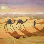 Solitude dans les dunes