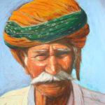 Homme du Rajasthan