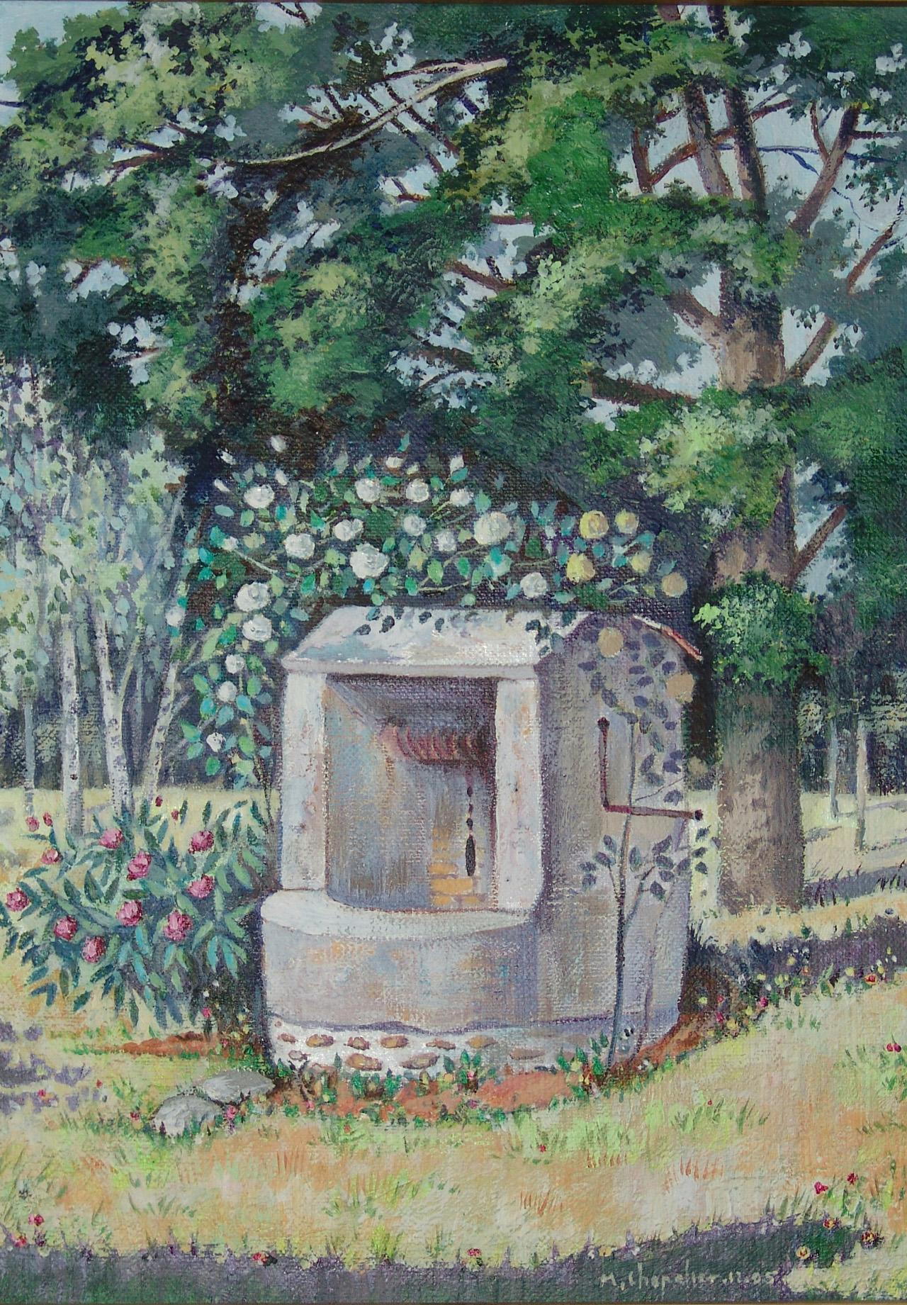 Ancien puits du Donziais