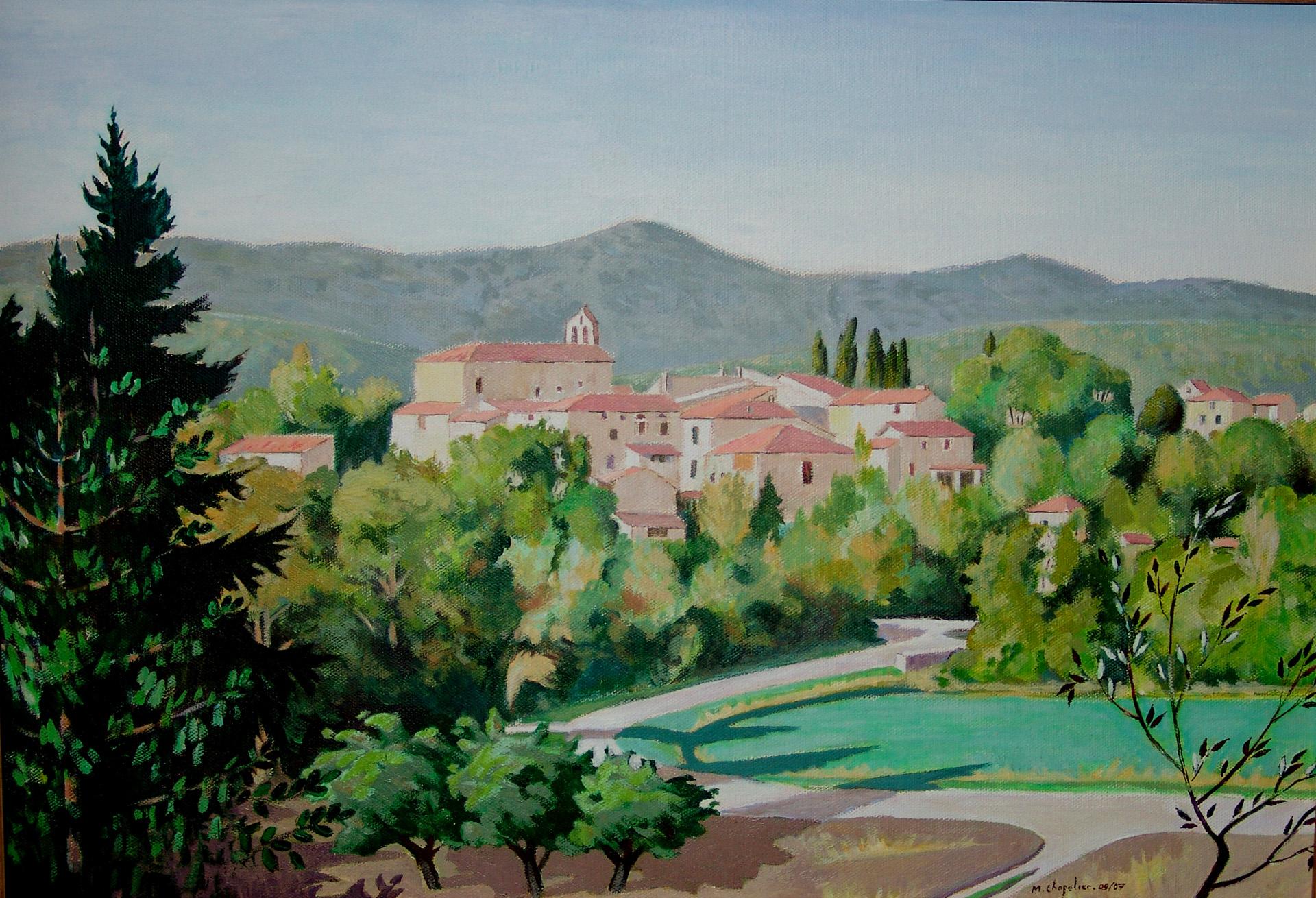 Village de l'Ariège