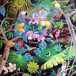 Exubérance tropicale
