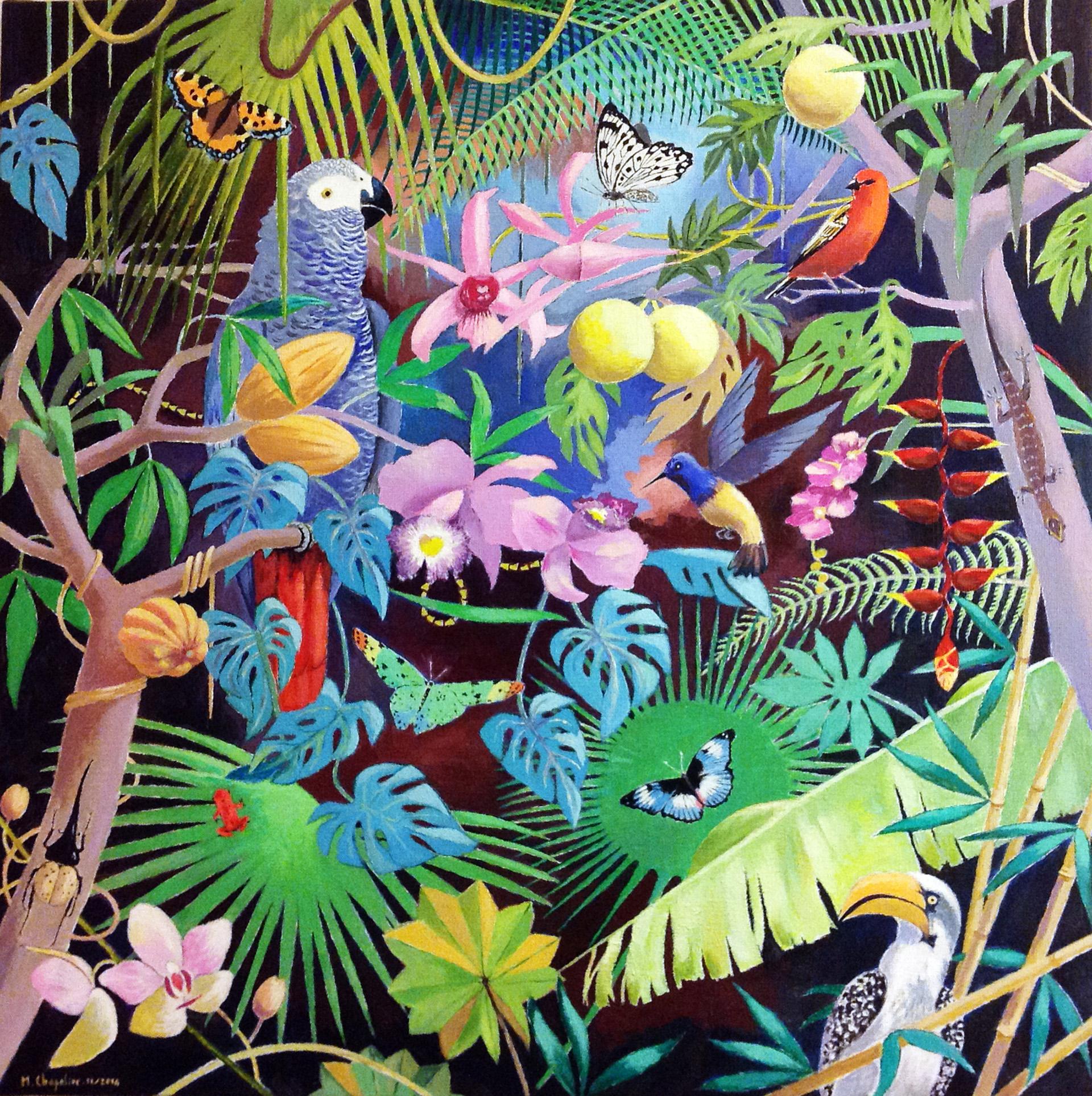 Exubérance tropicale 2