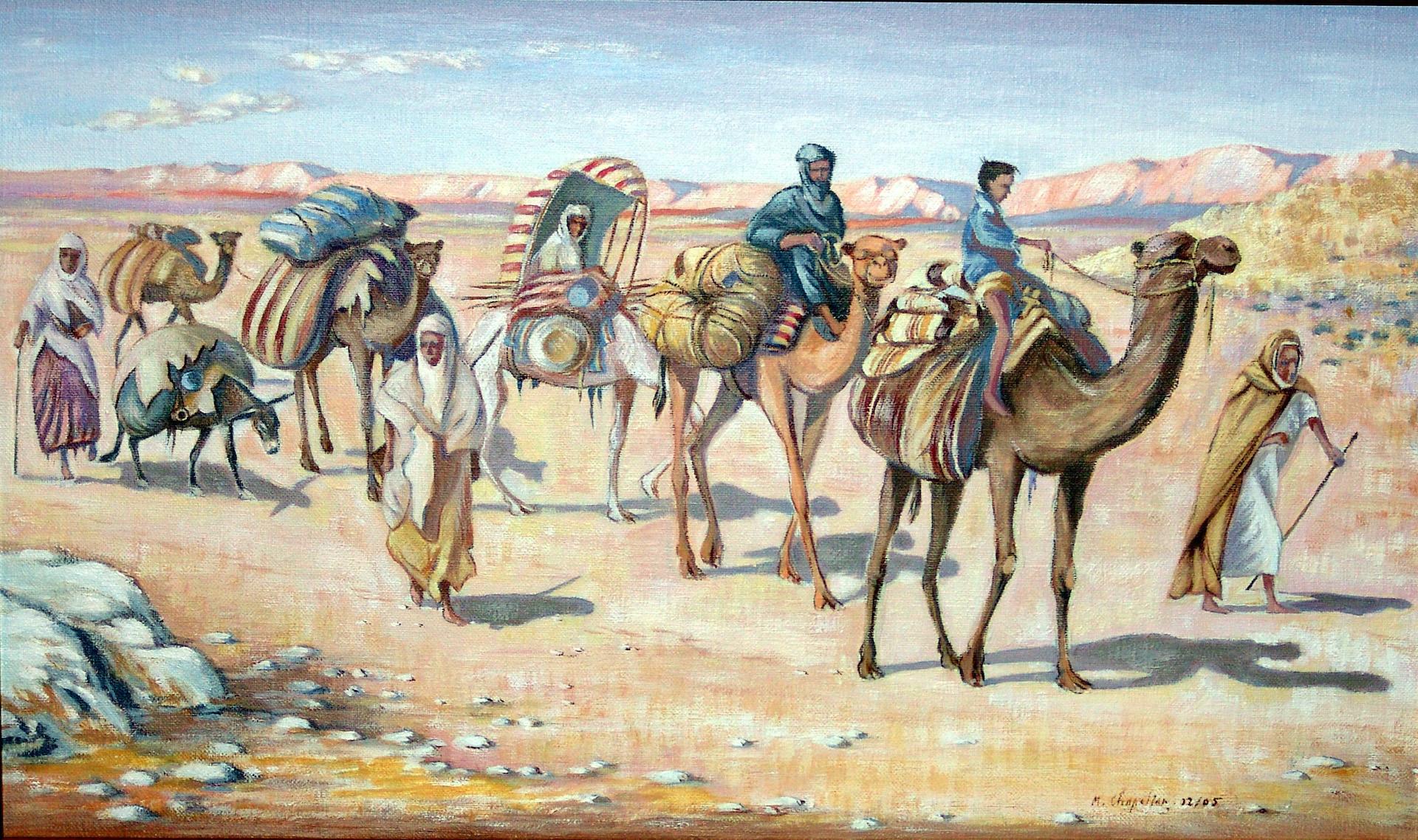 nomades-sahariens